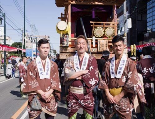 川越祭のすベて
